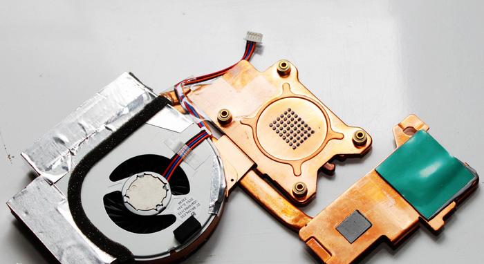 thinkpad t400风扇 三管风扇 超强散热 cpu风扇 t400散热器